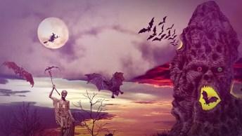 31 De Outubro Dia Das Bruxas - Ei, Tome Cuidado Porque As Bruxas Estão A Solta!