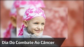 8 De Abril Dia Mundial Do Combate Ao Câncer, Cuidar Da Saúde É Um Gesto De Amor!