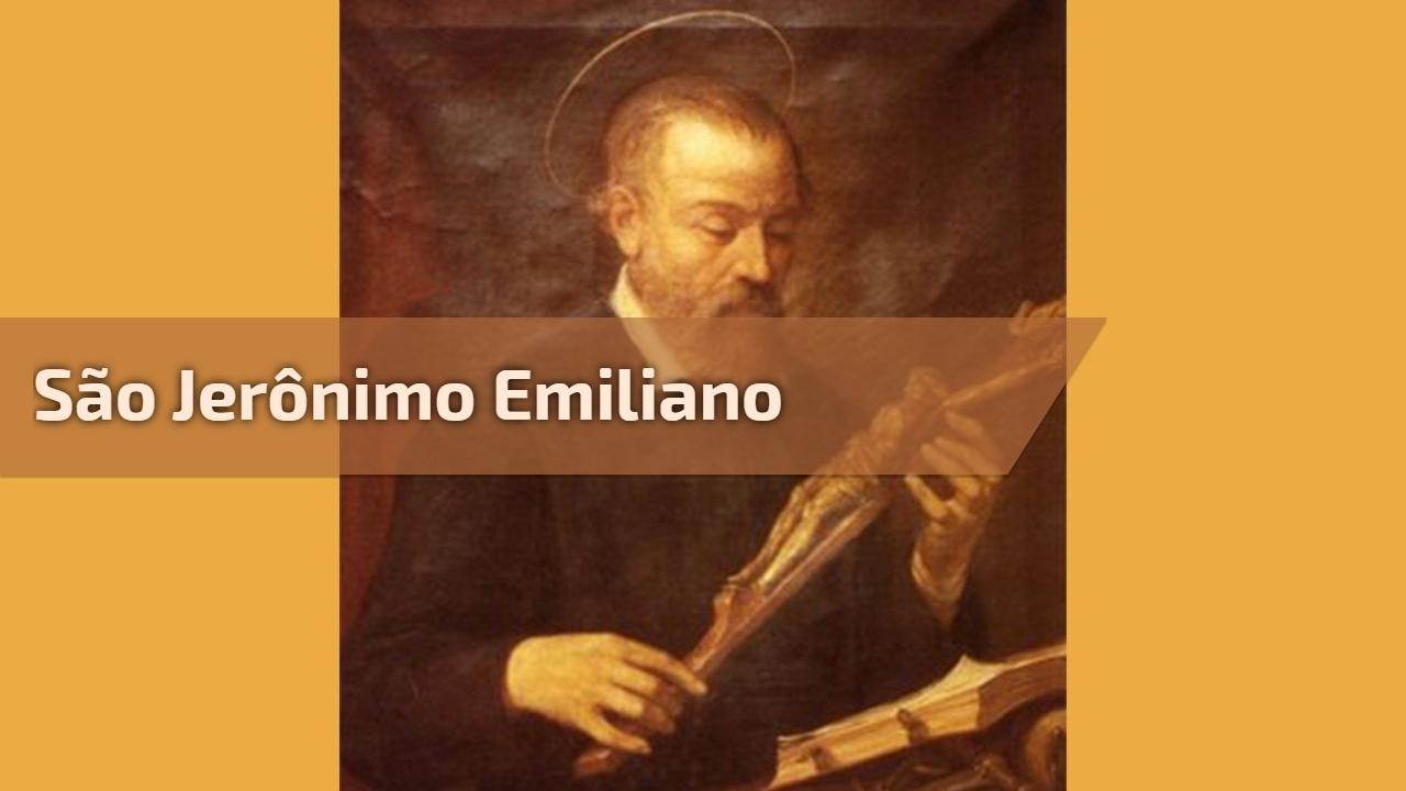 São Jerônimo Emiliano