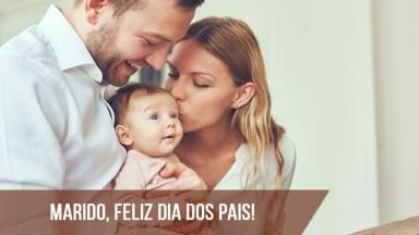 Amor, Obrigada Por Ser Um Ótimo Pai E Marido!