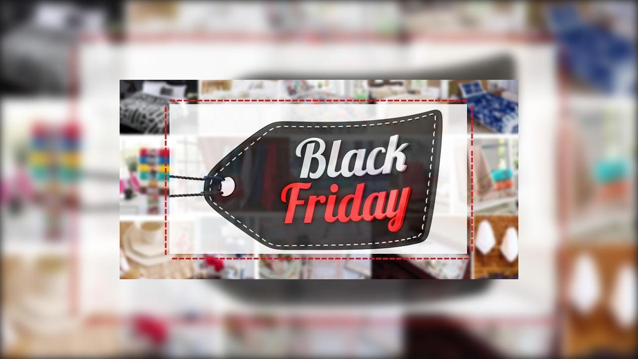 Cama, mesa e banho na Black Friday