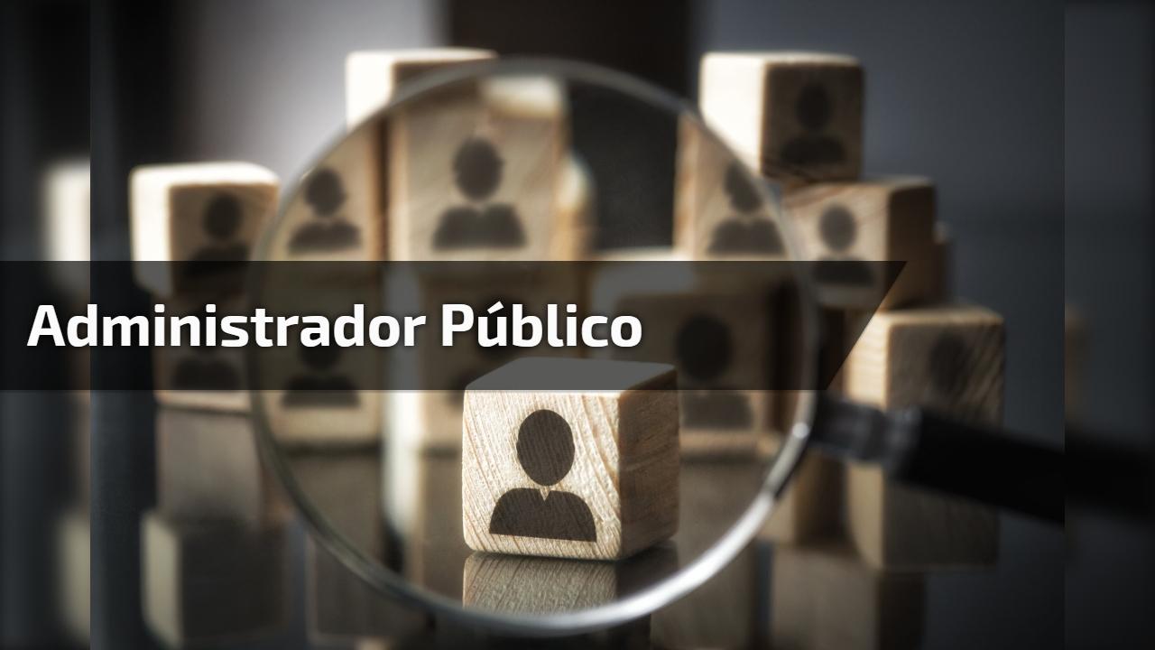 Dia 05 de julho Dia do Administrador Público, parabéns a todos profissionais!!!
