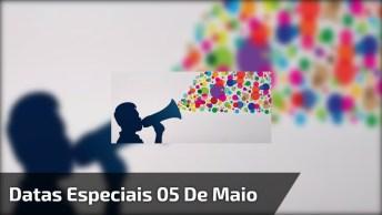 Dia 05 De Maio - Dia Nacional Das Comunicações E Dia De Marechal Rondon!