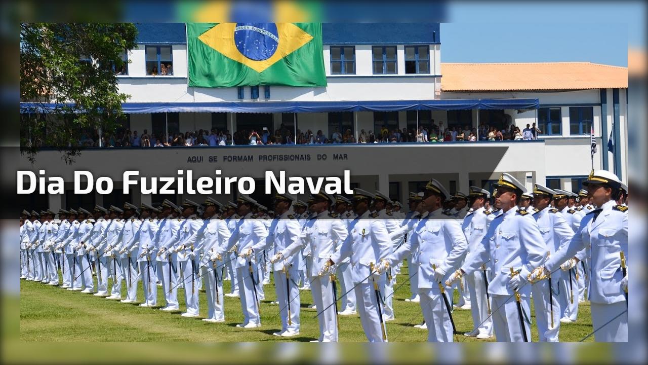 Dia do Fuzileiro Naval
