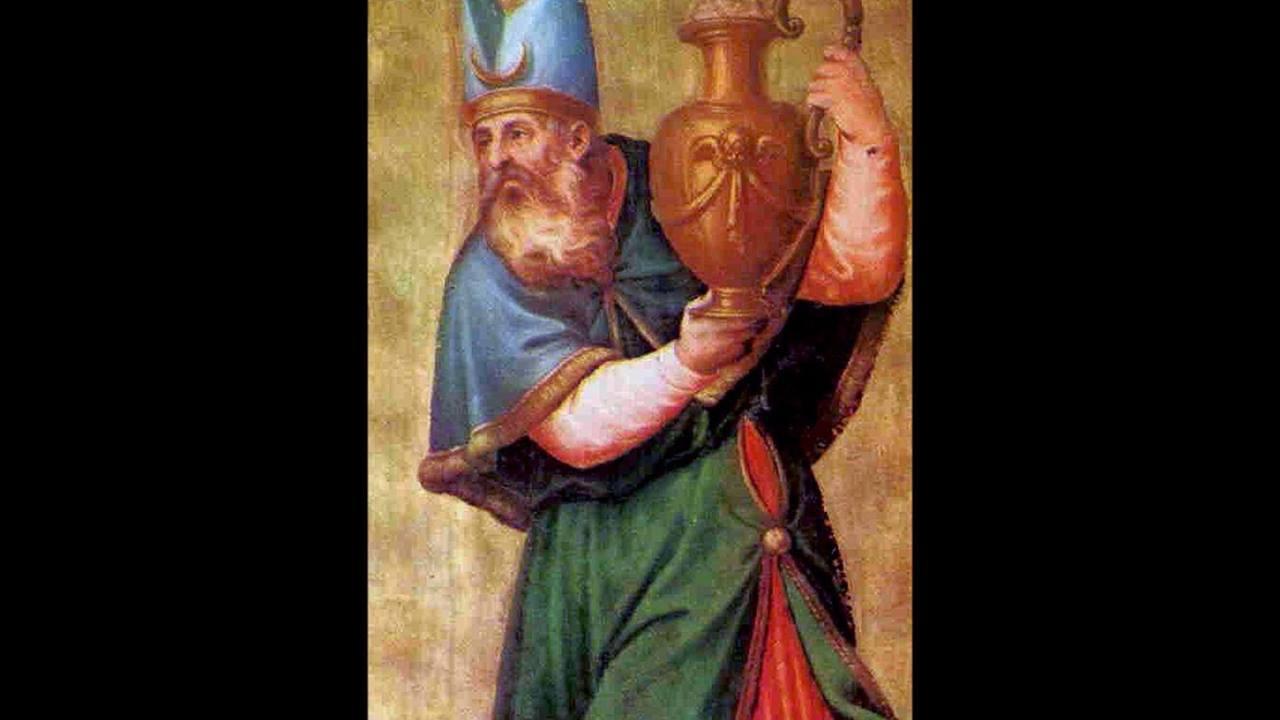 Dia 1 de Julho é Dia de Santo Aarão