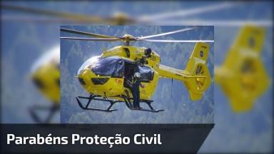 Dia 1 De Março É Dia Internacional Da Proteção Civil - Compartilhe!