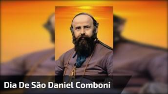 Dia 10 De Outubro É Dia De São Daniel Comboni - Pai Dos Negros!
