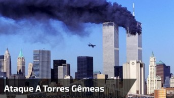 Dia 11 De Setembro - Marcado Pelo Ataque Terrorista Que Marcou O Mundo!