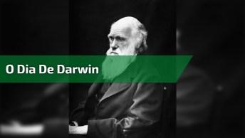 Dia 12 De Fevereiro É O Dia De Darwin, Da Ciência, Da Evolução E Da Humanidade!