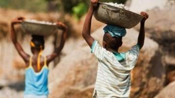 Dia 12 De Junho É Dia Mundial Contra O Trabalho Infantil - Diga Não!