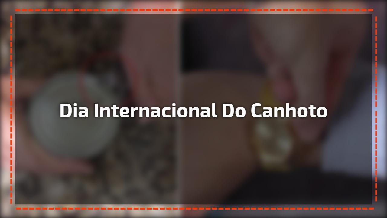 Dia Internacional do Canhoto