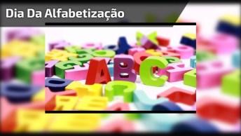 Dia 14 De Novembro É Dia Nacional Da Alfabetização, Um Ato De Amor!