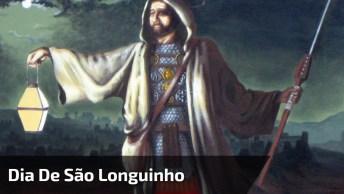 Dia 15 De Março É Dia De São Longuinho, Compartilhe Com Seus Amigos E Amigas!