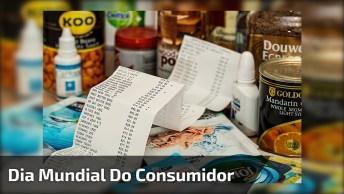 Dia 15 De Março É Dia Mundial Do Consumidor, Compartilhe Esta Mensagem!