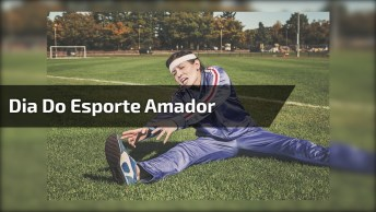 Dia 15 De Novembro É Dia Do Esporte Amador, Comemore Esta Data!