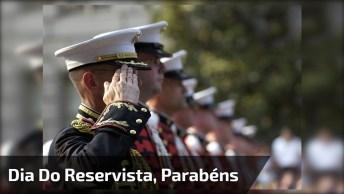 Dia 16 De Dezembro É Dia Do Reservista, Vale A Pena Comemorar O Dia Deles!