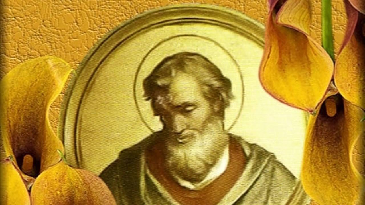 Dia 17 de Abril é Dia de Santo Aniceto
