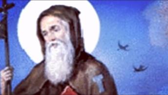 Dia 17 De Janeiro É Dia De Santo Antão - Um Santo Do Egito!