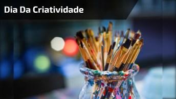 Dia 17 De Novembro É Dia Da Criatividade, Comemore Com Seus Amigos E Amigas!