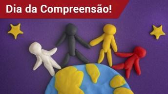 Dia 17 De Setembro, Dia Da Compreensão Mundial!