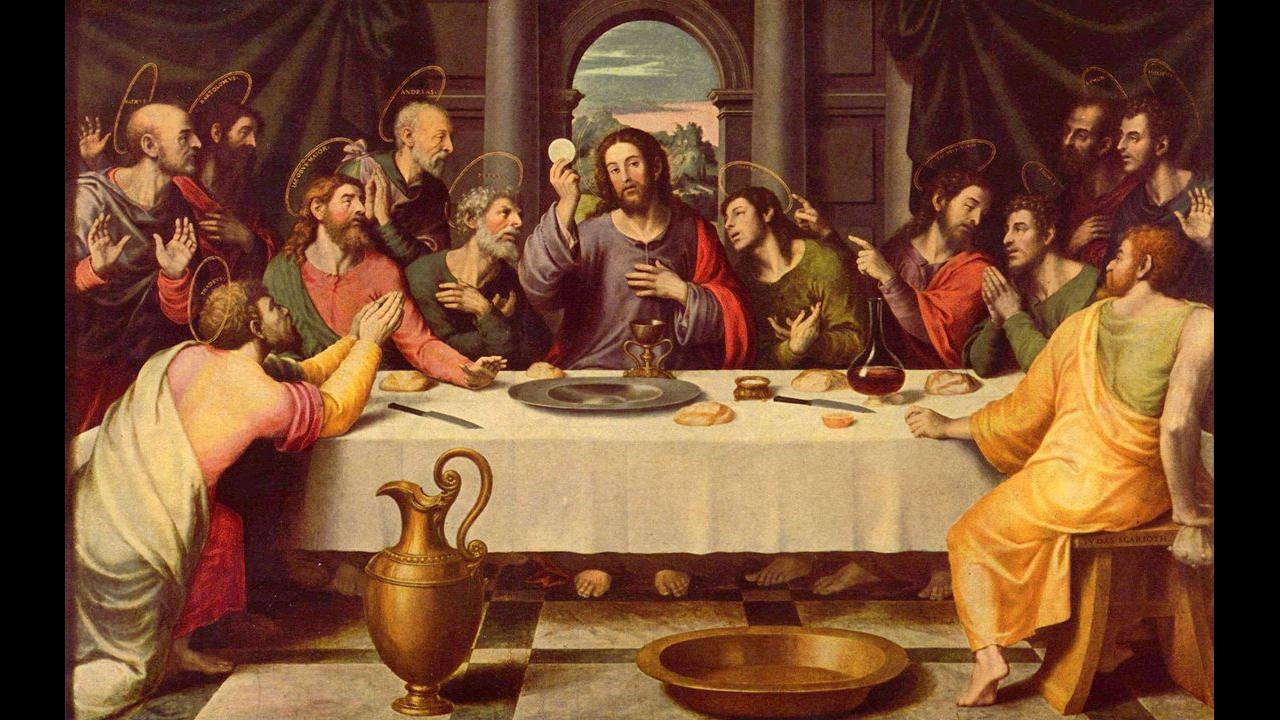 Dia 18 de Abril é Quinta-feira santa