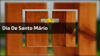 Dia 19 De Janeiro Dia De Santo Mario, Compartilhe Com Seus Amigos!
