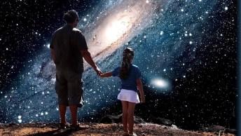 Dia 2 De Dezembro É Dia Da Astronomia - Ciência Que Explora E Estuda O Universo!
