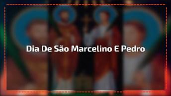 Dia 2 De Junho É Dia De São Marcelino E Pedro - Confira A Oração Para O Dia!