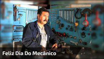 Dia 20 De Dezembro É Dia Do Mecânico, O 'Medico' De Carro!