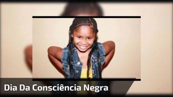 Dia 20 De Novembro É Dia Nacional Da Consciência Negra, Viva A Diversidade!