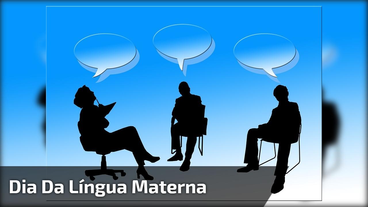Dia da Língua Materna