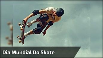 Dia 21 De Junho É Dia Mundial Do Skate - A Todos Os Praticantes Do Skatismo!