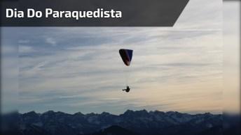 Dia 22 De Outubro É Dia Do Paraquedista - Os Que Dividem O Céu Com Os Pássaros!