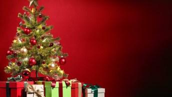 Dia 24 De Dezembro É Véspera De Natal - Tenham Todos Um Feliz Natal!