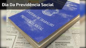 Dia 24 De Janeiro Dia Da Previdência Social, Vamos Comemorar Este Dia!