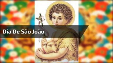 Dia 24 De Junho É Dia De São João - O Santo Festeiro, Veja Sua Oração!