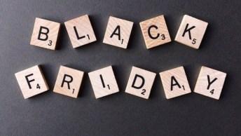 Dia 24 De Novembro É Black Friday, Bora Fazer As Compras De Natal!