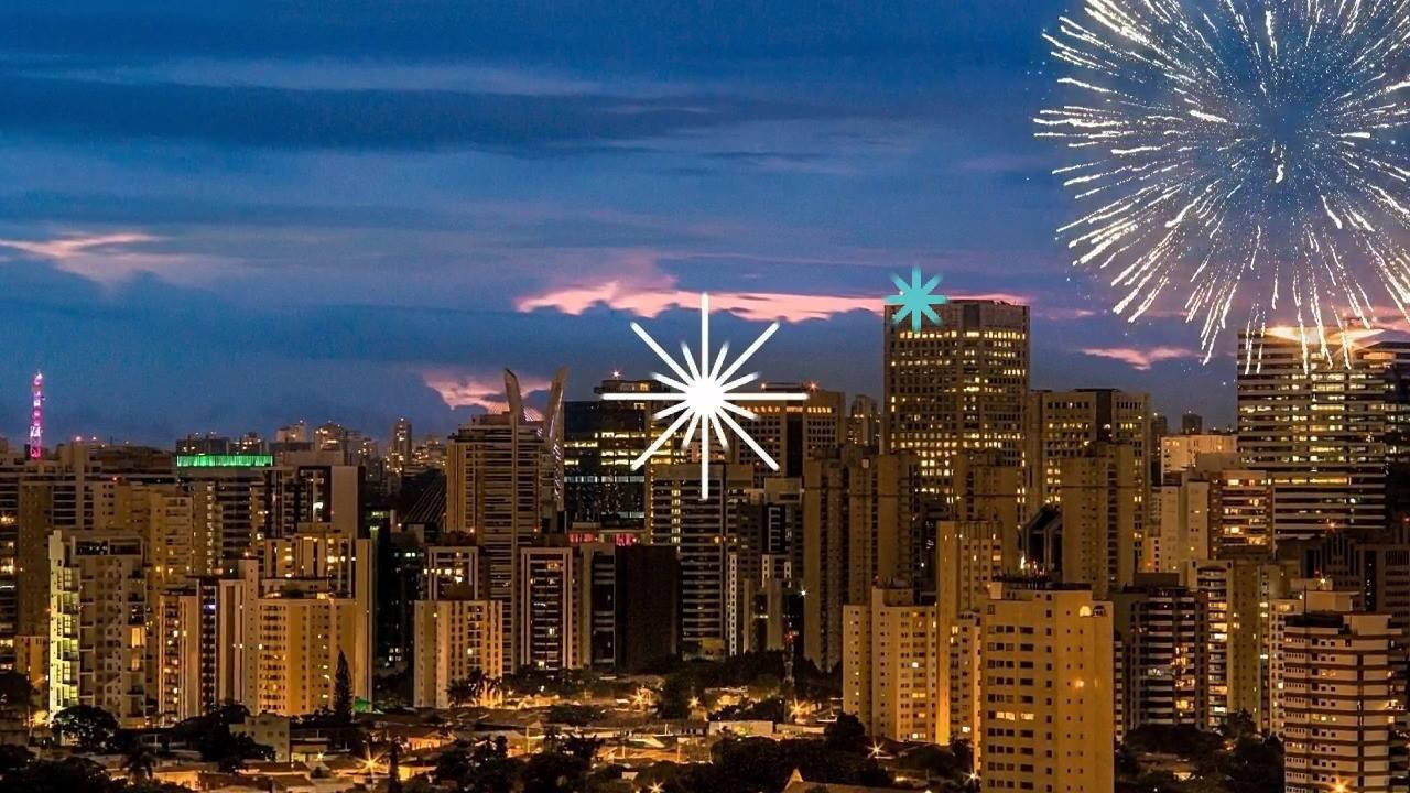 Dia 25 de Janeiro é Aniversário de São Paulo - Parabéns São Paulo!