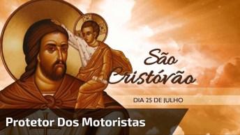 Dia 25 De Julho Dia De São Cristóvão O Protetor Dos Motoristas E Viajantes!