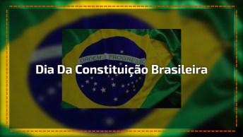 Dia 25 De Março, Dia Da Constituição Brasileira, Compartilhe Este Vídeo!