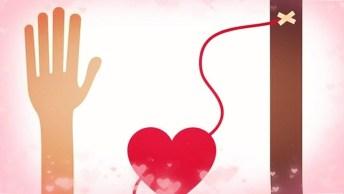 Dia 25 De Novembro É Dia Do Doador Voluntário De Sangue, Doe Amor!