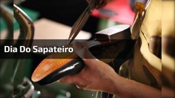 Dia 25 De Outubro É Dia Do Sapateiro - Uma Das Profissões Mais Antigas Do Mundo!