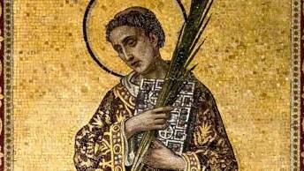 Dia 26 De Dezembro É Dia De São Estevão - Primeiro Mártir Do Cristianismo!