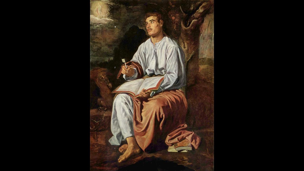 Dia 27 de Dezembro é dia de São João Evangelista