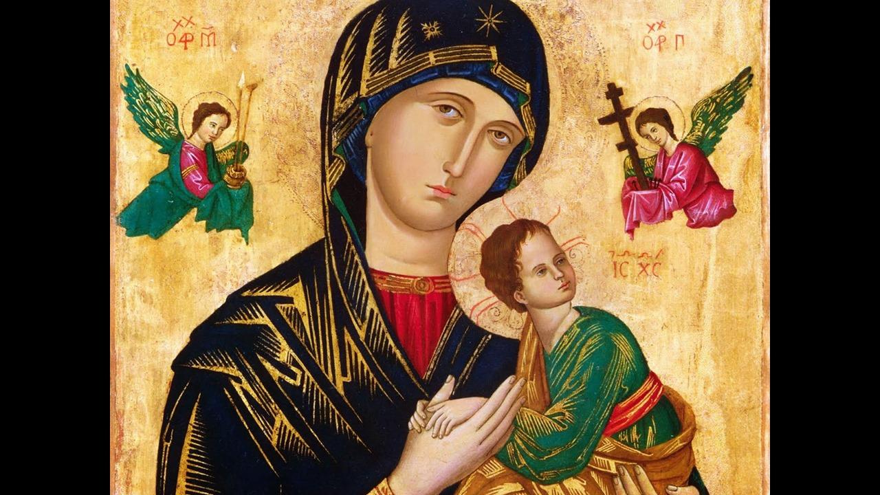 Dia 27 de Junho - Dia de Nossa Senhora do Perpétuo Socorro