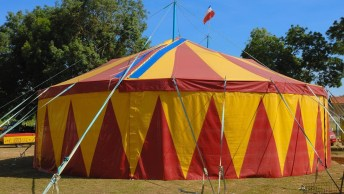Dia 27 De Março É Dia Do Circo - O Circo E A Tempestade De Alegria!