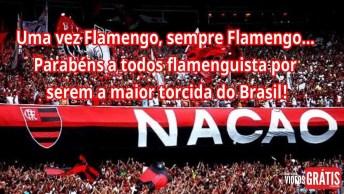 Dia 28 De Outubro É Dia Do Flamenguista - Uma Vez Flamengo, Sempre Flamengo!