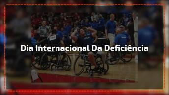 Dia 3 De Dezembro É Dia Internacional Da Pessoa Com Deficiência!