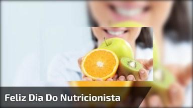 Dia 31 De Agosto É Dia Do Nutricionista, Parabéns Pelo Seu Dia!