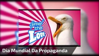 Dia 4 De Dezembro É Dia Mundial Da Propaganda, Uma Das Mais Criativas Invenções!